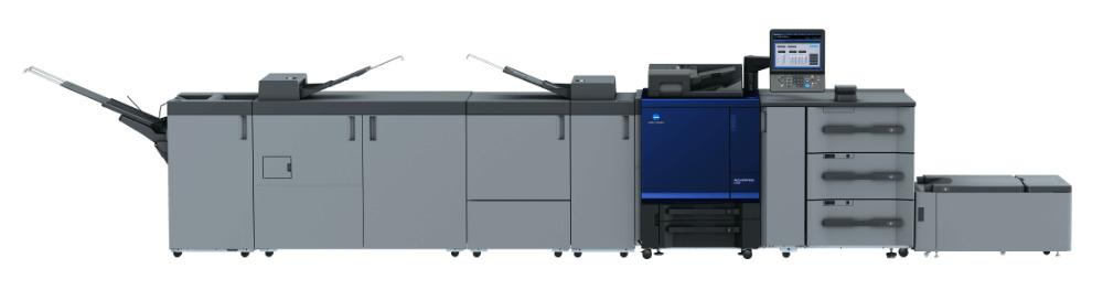 Konica Minolta Accurio Press modello C4080